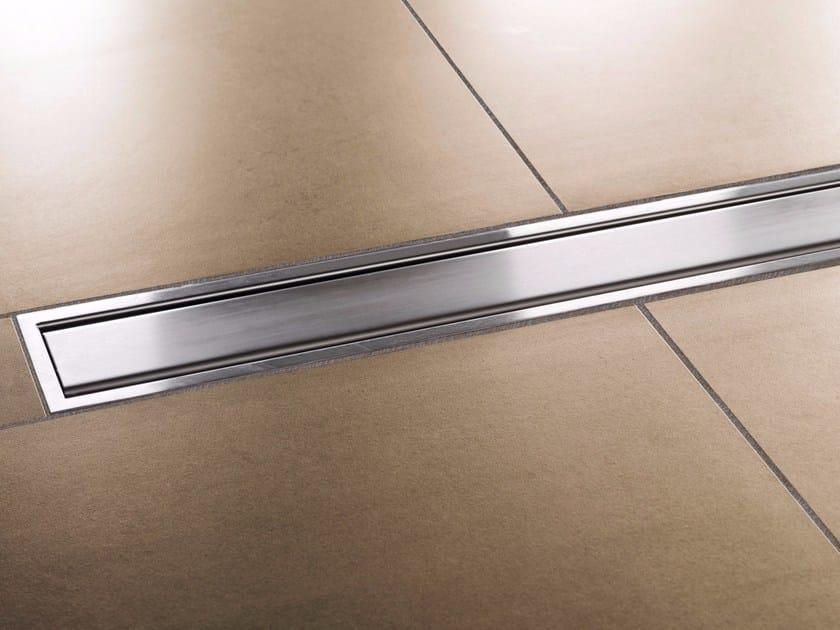steel shower channel Schlüter®-KERDI-LINE By Schlüter-Systems