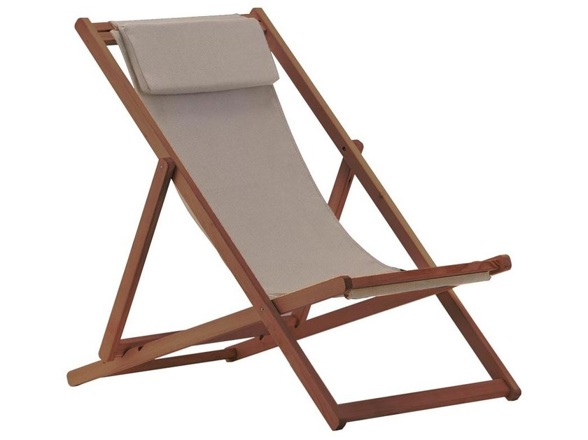 Recliner deck chair RELAX by FIAM