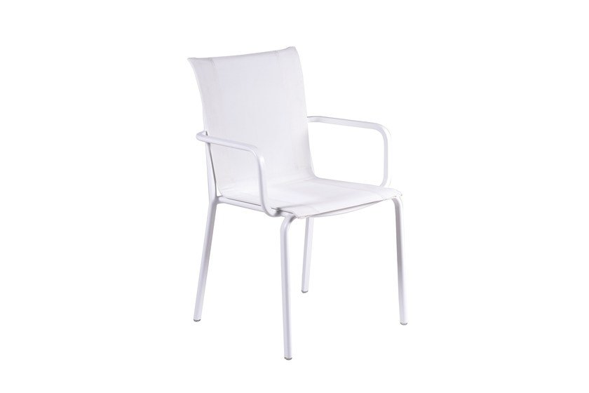 Chair with armrests Alfa by Mediterraneo by GPB