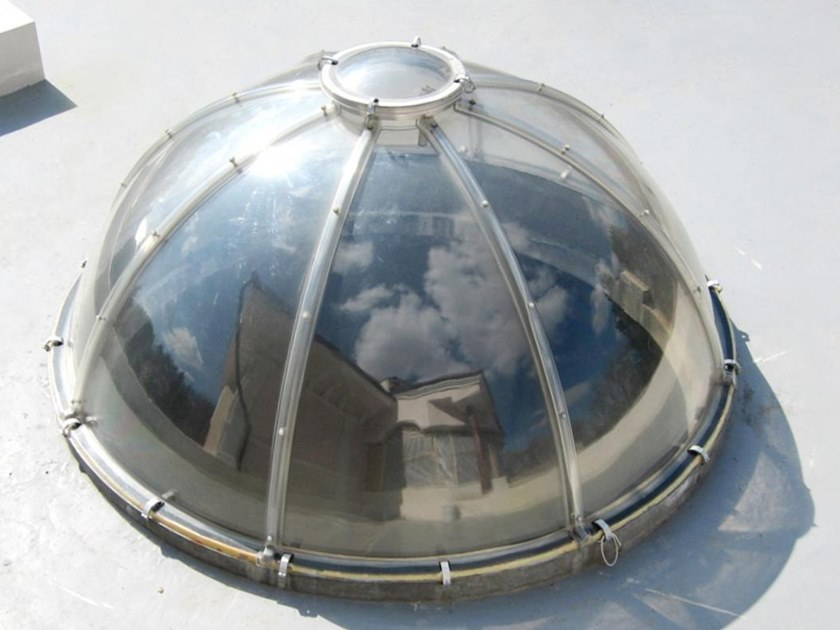 Dome rooflight Self-supporting modular Domes by CAODURO