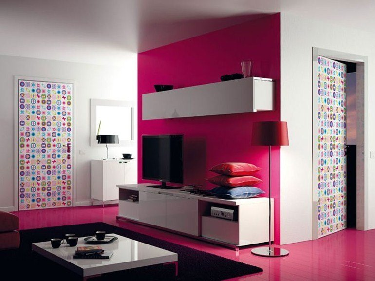 SENSUNELS | Door By DiBi Porte Blindate design Karim Rashid
