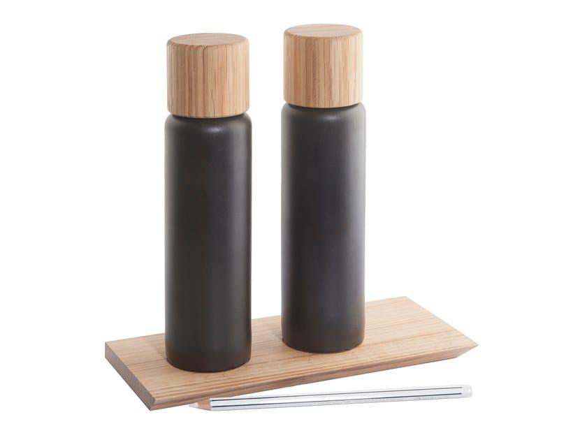 Oil vinegar set Ceramic oil vinegar set by designimdorf