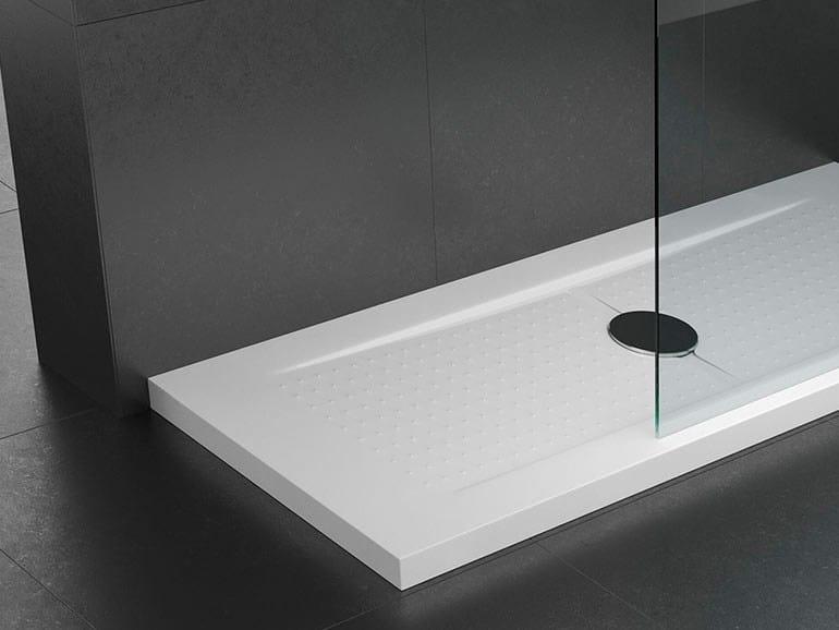 Piatto doccia in acrilico su misura piatto doccia remail by g.d.l.