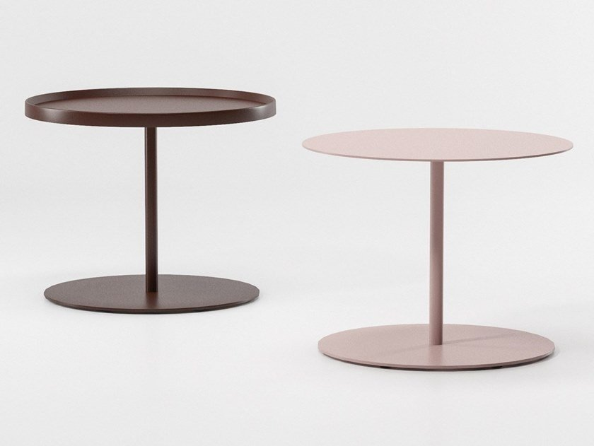 Aluminium coffee table Coffee table by Kettal