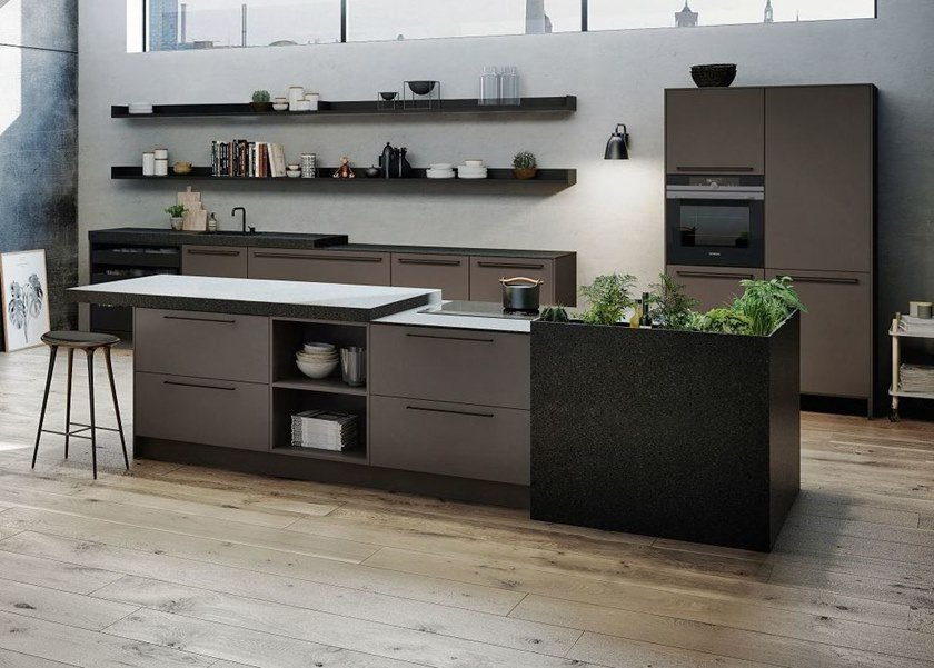 Kuche Siematic Urban 29 Se 8008 Lm Se 4004 E By Siematic Design Kinzo