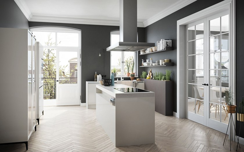 Kitchen SieMatic URBAN - S2 SE By SieMatic