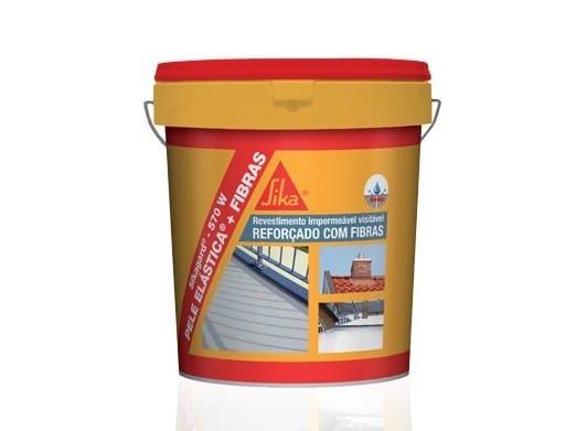 Liquid waterproofing membrane SIKAGARD®-570 W by SIKA ITALIA
