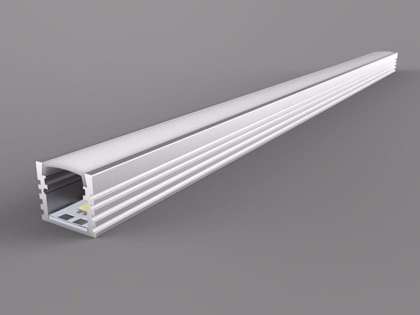 Linear lighting profile Single Color U Series by Neonny