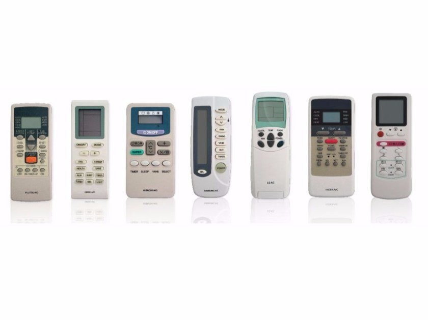 Single-frequency remote control Single-frequency remote controls by Fintek