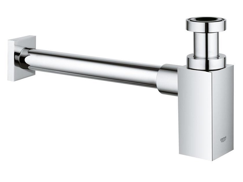 Washbasin chromed brass siphon Siphon by Grohe