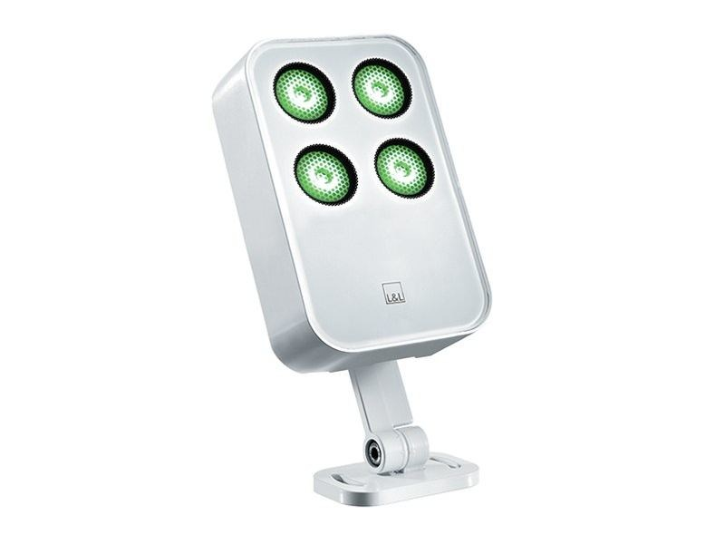 LED adjustable Outdoor floodlight Siri 2.2 by L&L Luce&Light