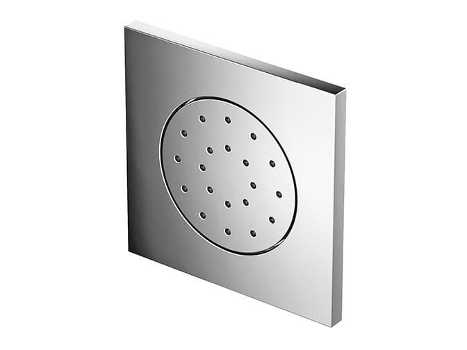 Built-in adjustable side shower BODY JET | Adjustable side shower by Gattoni Rubinetteria