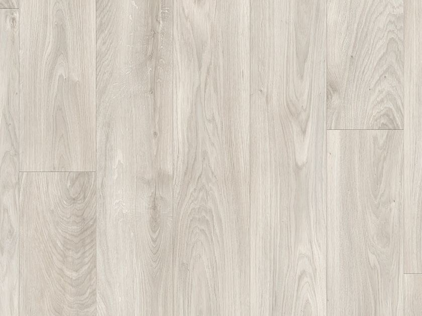 Vinyl Flooring With Wood Effect Soft Grey Oak By Pergo