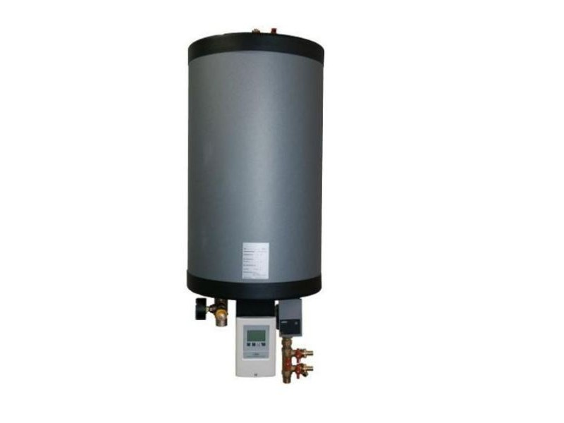 Accessory for solar heating system SOLBOX by Rossato Group