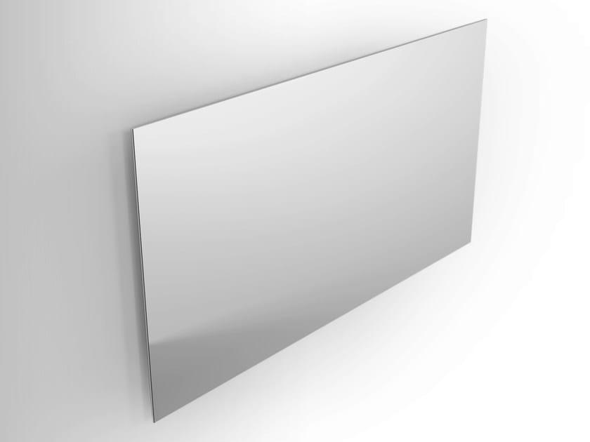 Rectangular wall-mounted mirror Mirror by Alna