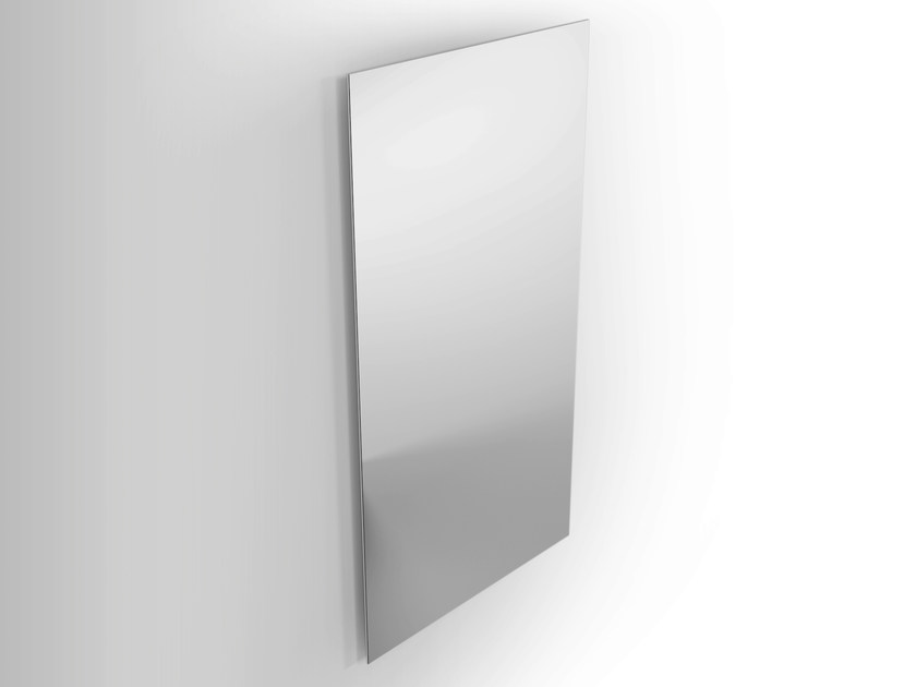 Rectangular wall-mounted mirror Rectangular mirror by Alna