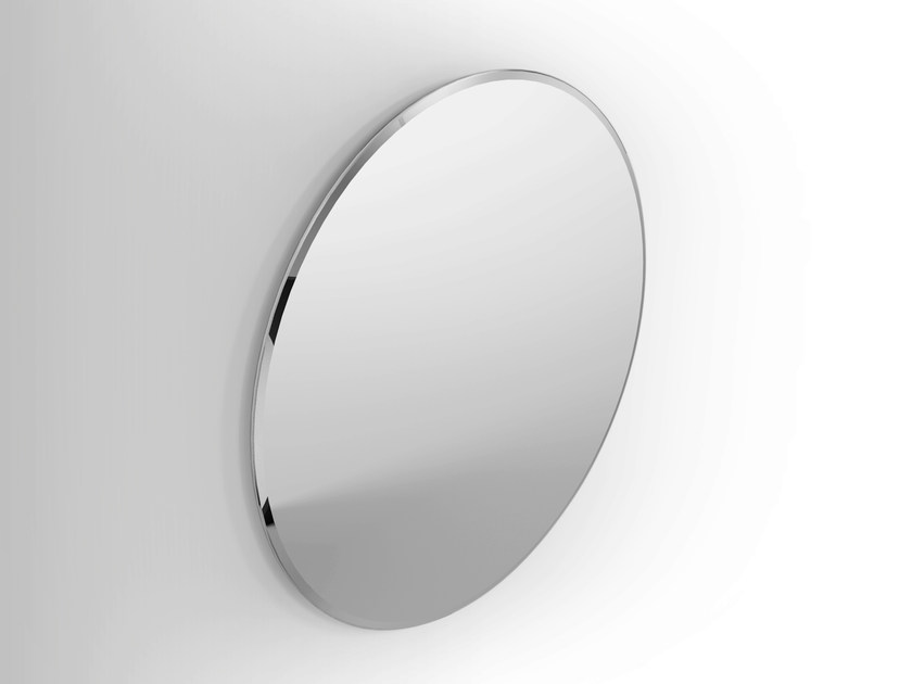 Round wall-mounted mirror Round mirror by Alna