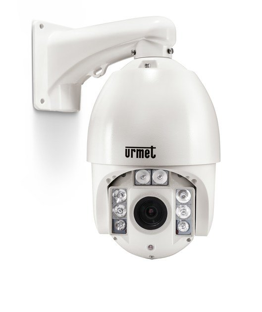 Sistema di sorveglianza e controllo Speed dome 1080p/720p zoom 20X by Urmet