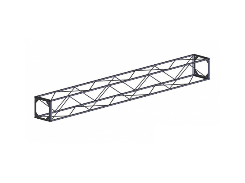 Steel Prefabricated structure Square Trusses by SELVOLINA