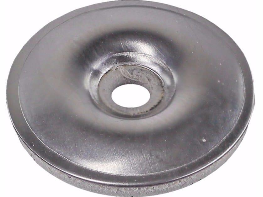 Rondella in acciaio inox