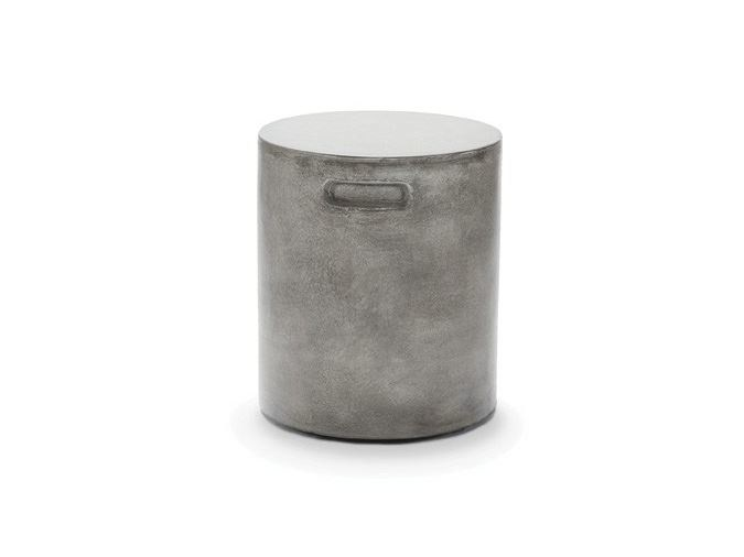 Stool / coffee table STATION by EcoSmart Fire