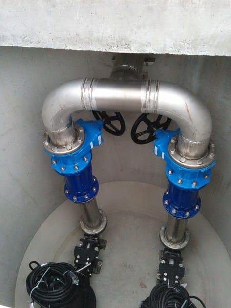 Drainage pump NEUTRAsol by POZZOLI DEPURAZIONE