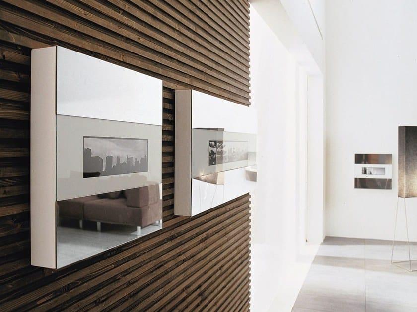 Steel frame Steel picture frame by Adriani e Rossi edizioni