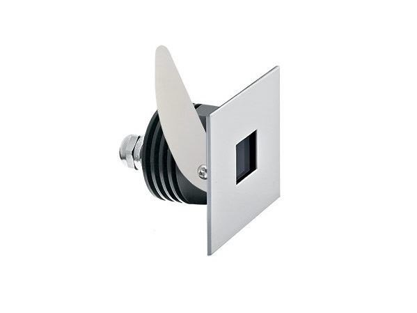 LED wall-mounted steplight Step Outside 6.1 by L&L Luce&Light