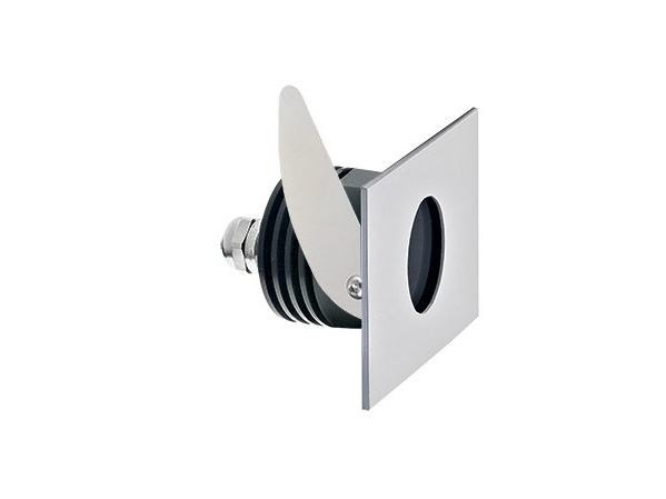 LED wall-mounted steplight Step Outside 6.2 by L&L Luce&Light