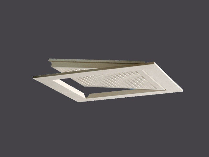 Strong Plasterboard hatches in abutment for false ceilings STRONG HATCH DOORS IN PLASTERBOARD by Gyps
