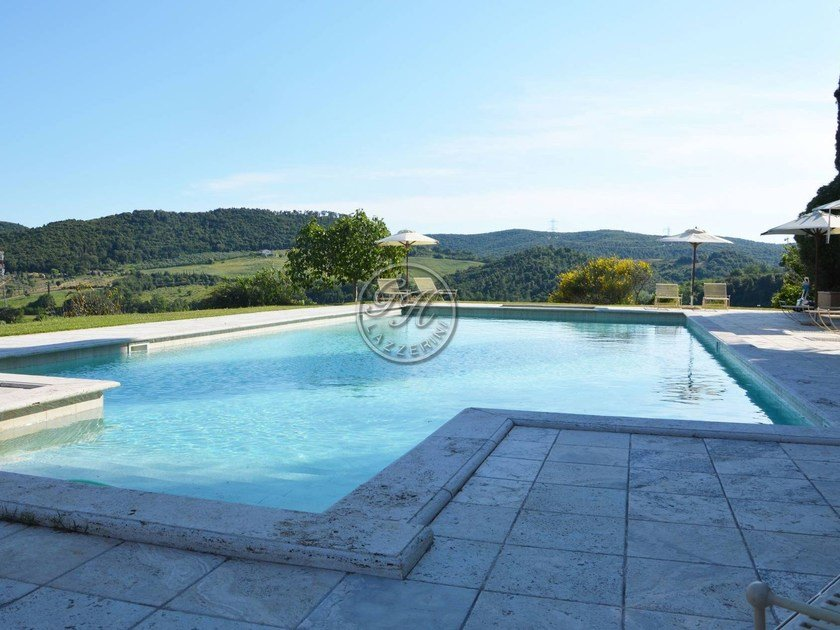 In-Ground natural stone swimming pool Swimming pool 9 by GH LAZZERINI