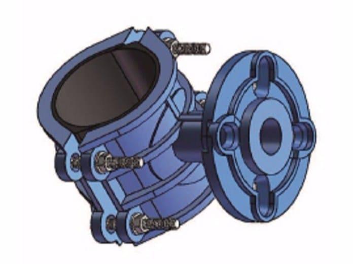 Giunto metallico per struttura tubolare Giunti a T by LINK industries
