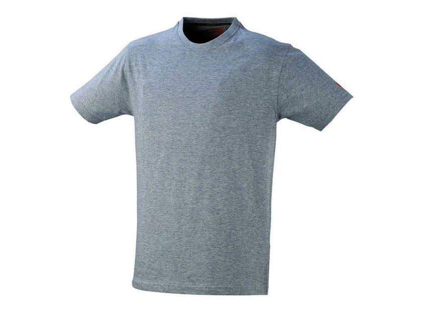 Work clothes T-SHIRT GRIGIO CHIARO by KAPRIOL