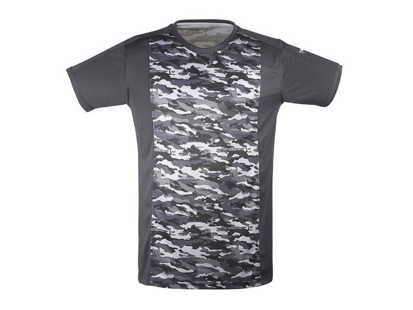 Work clothes T-SHIRT QUICK DRY CAMOUFLAGE by KAPRIOL