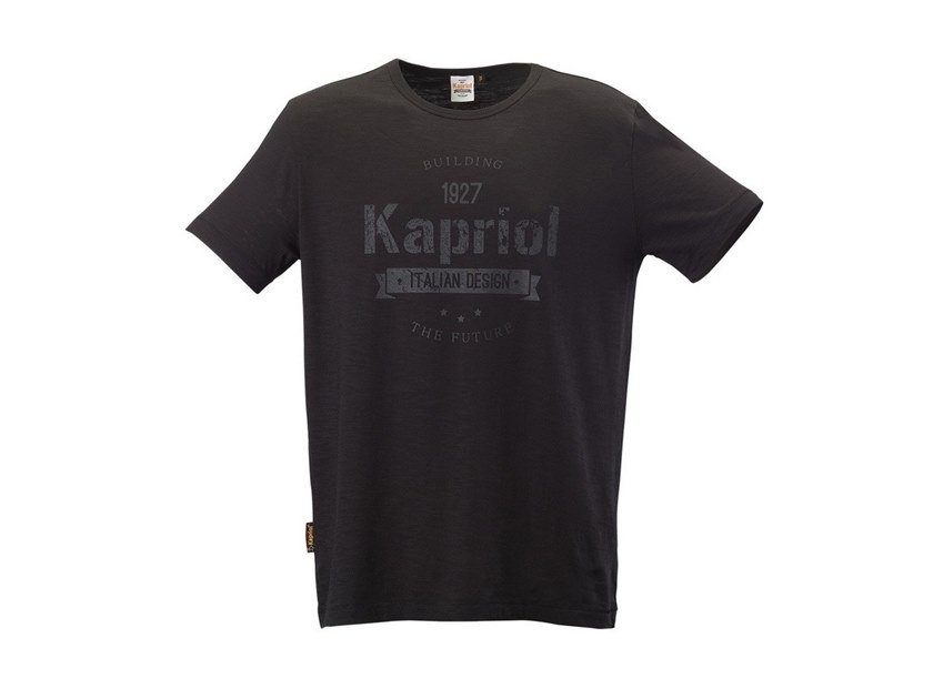 Work clothes T-SHIRT VINTAGE NERA by KAPRIOL