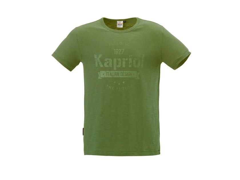Work clothes T-SHIRT VINTAGE VERDE CHIARO by KAPRIOL