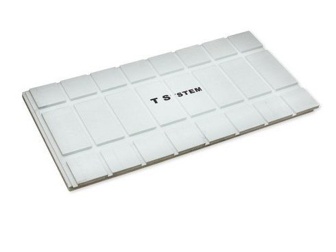 EPS thermal insulation panel T-SYSTEM by MONIER