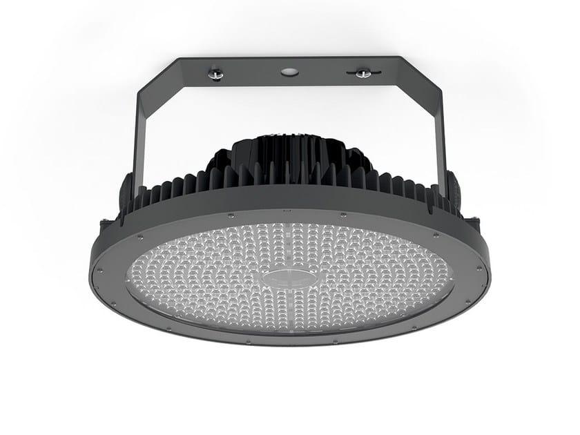 LED die cast aluminium ceiling lamp T2 | Ceiling lamp by LANZINI