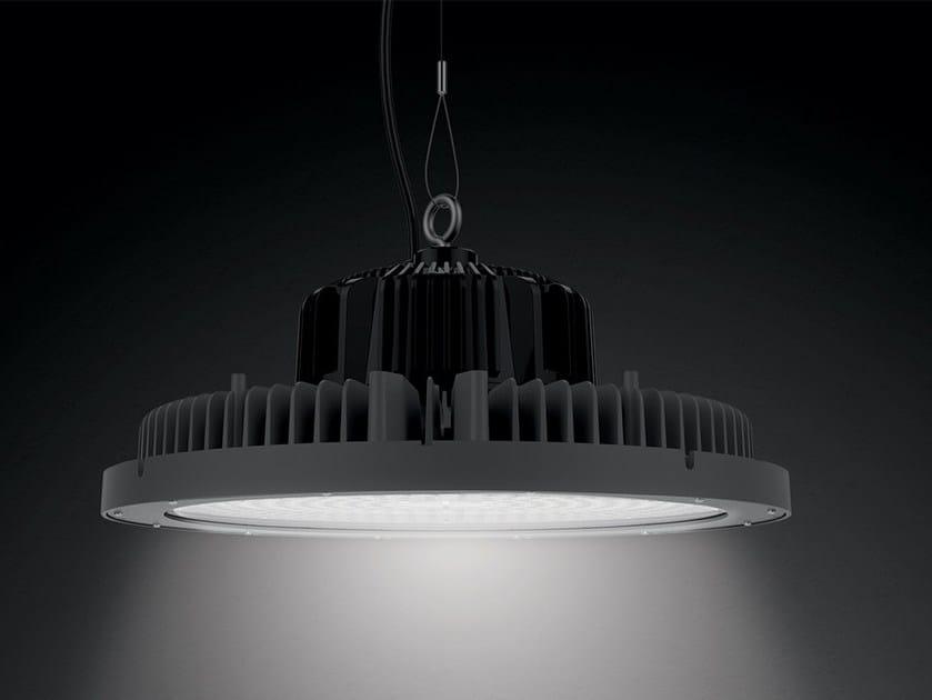 LED aluminium pendant lamp T2 | Pendant lamp by LANZINI