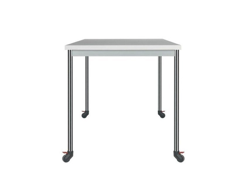 Malscher Sitzmöbel table with casters t204 by msm
