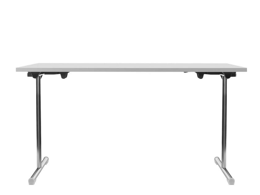 Malscher Sitzmöbel rectangular hpl meeting table t221 by msm