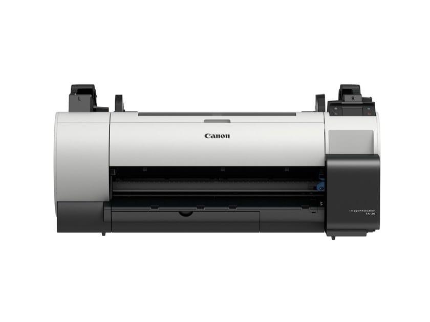 Stampante formato A1 imagePROGRAF TA-20 by Canon
