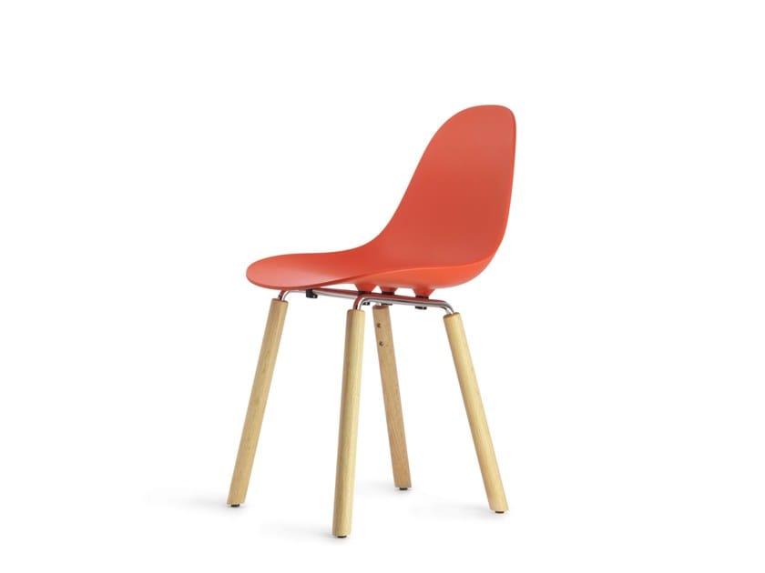 Polypropylene chair TA | Chair by TOOU