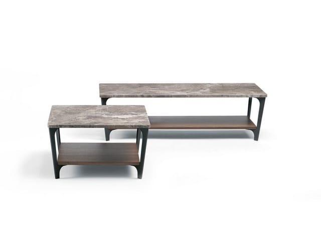 TAB | Tavolino rettangolare