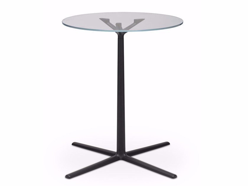 High table with 4-star base TAB | High table by SitLand