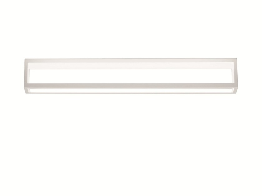 LED direct light ceiling lamp TABLET_S by Linea Light Group