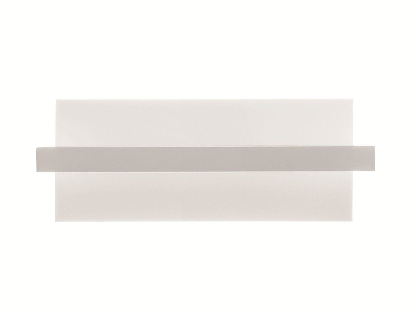 LED adjustable PMMA wall light TABLET_W1 by Linea Light Group