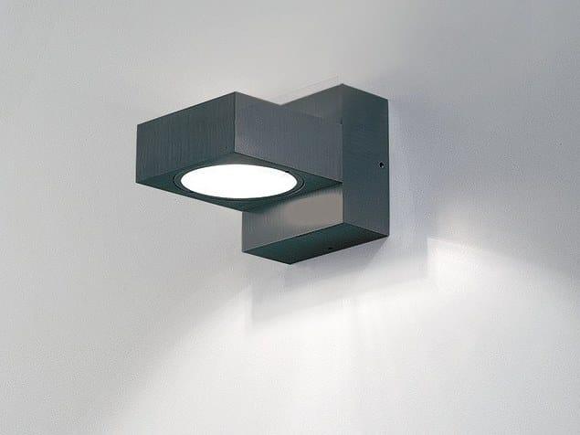 Applique in alluminio anodizzato TAF 1 by BEL-LIGHTING