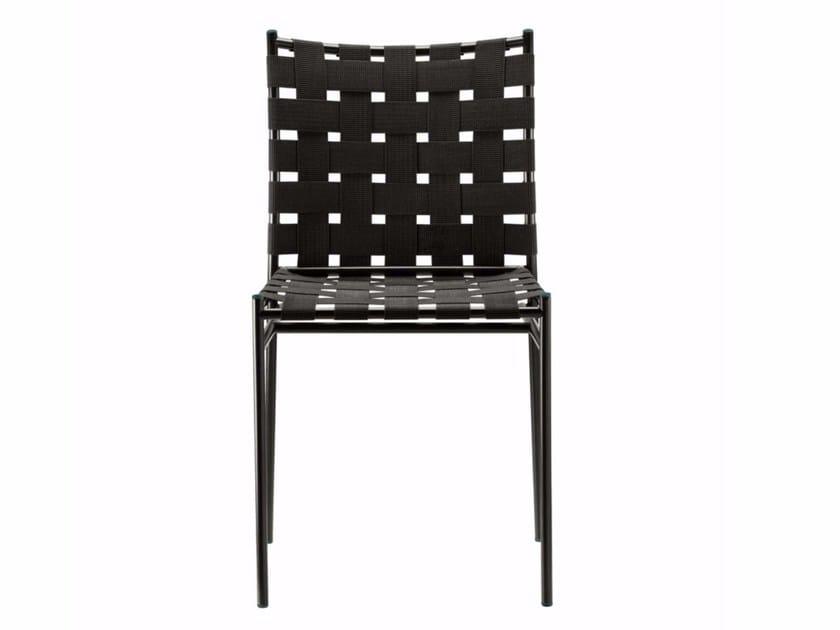 Sedia impilabile TAGLIATELLE 715 By Alias design Jasper