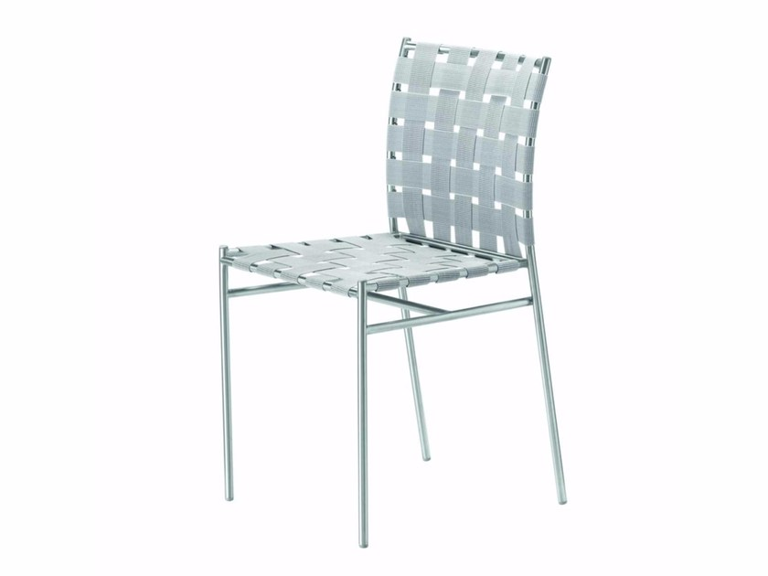 Stackable chair TAGLIATELLE - 715_O by Alias